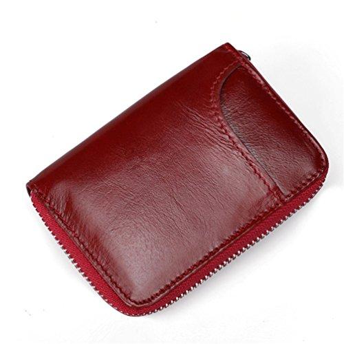 Kigurumi Porte-cartes crédit protection RFID Porte-cartes visite titulaire carte crédit