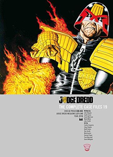 Judge Dredd: The Complete Case Files 19 (Judge Dredd The Complete Case Files) (English Edition)