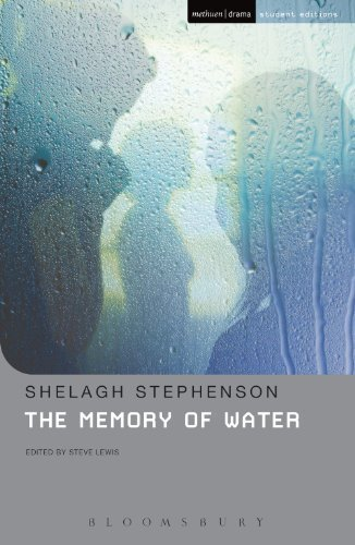 The Memory of Water (Student Editions) by Stephenson, Shelagh Published by Methuen Drama (2008)