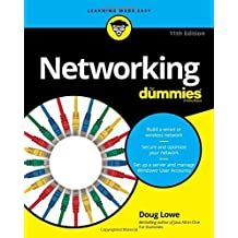 Networking For Dummies by Doug Lowe (2016-05-23)