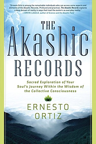 Akashic Records: Sacred Exploration of Your Soul's Journey Within the Wisdom of the Collective Consciousness by Ernesto Ortiz (30-Sep-2014) Paperback