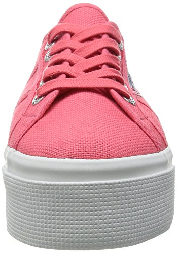Superga 2790acotw Linea Up And Down Damen Turnschuhe rosa (Rosa (Pink Paradise))