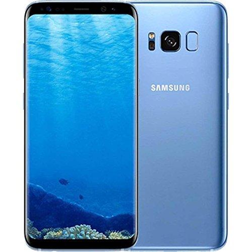 Image of Samsung G955 galaxy S8 plus LTE 64GB coral blau