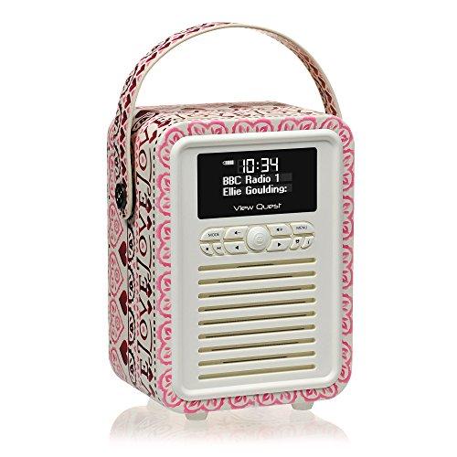 view-quest-vq-mini-ce-mini-dab-radio-style-rtro-avec-bluetooth