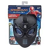 Spider-Man Spiderman máscara del Traje sigiloso, (Hasbro E3563EU4)