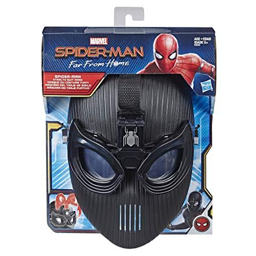 Spider-Man Spiderman-E3563EU40 máscara Traje sigiloso