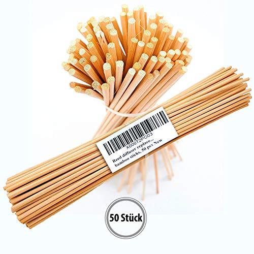 Difusor Lámina Palos Bambú Repuesto 50pcs - 25cm