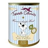 Terra Canis | Welpe Rind mit Apfel, Karotte und Hagebutte | 6 x 800 g