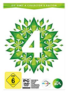 Die Sims 4 - Collectors Edition (exklusiv bei Amazon.de)