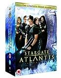 Stargate Atlantis: The Complete Third Season [DVD]