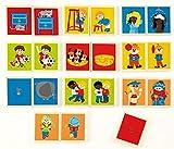 Hape - Juegos educativos Parejas (Barrutoys E6314)