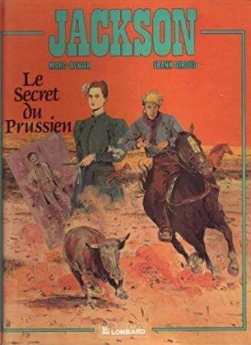 Jackson, Volume 2 : Le Secret du Prussien par Frank Giroud