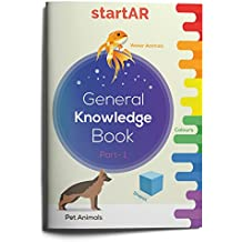 StartAR General Knowledge Part-1 (India's first smart book for kids) with free Android App