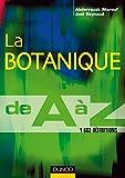 Image de La botanique de A à Z : 1 662 définitions