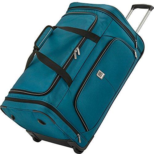 TITAN NONSTOP Trolley Travelbag, 382601-10 Reisetasche, 70 cm, 98 L, Red Petrol