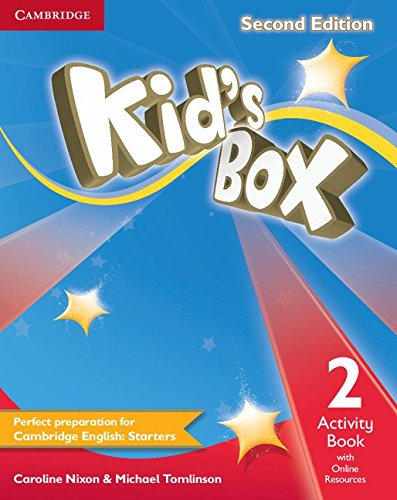 Kid's Box Level 2 Activity Book with Online Resources