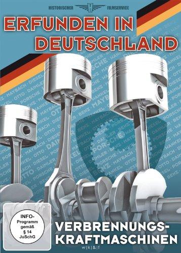 Erfunden in Deutschland - Verbrennungsmotoren