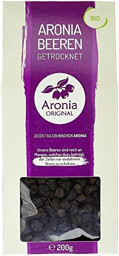 Aronia Original Baies d'Aronia Séchées Bio 200 g