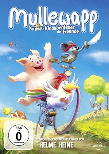 DVD * MULLEWAPP - DAS GRO?E KINOABENTEUER DER FREUNDE [Import allemand] by Benno F?rmann