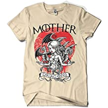 1500-Camiseta Game Of Thrones - Mother of Dragons