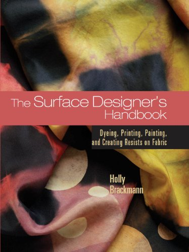 Holly Kostüm - The Surface Designer's Handbook (English Edition)