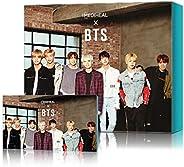 [MEDIHEAL] MEDIHEAL X BTS Facial Mask Sheet Special Set/Mask Sheet 10ea BTS Photocard 14ea (04 Skin Soothing C