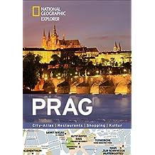 Prag erkunden mit handlichen Karten: Prag-Reiseführer für die schnelle Orientierung mit Highlights und Insider-Tipps. Prag entdecken mit dem National ... Prag. (National Geographic Explorer)