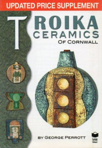 TROIKA CERAMICS OF CORNWALL UPDATED PRICE SUPPLEMENT