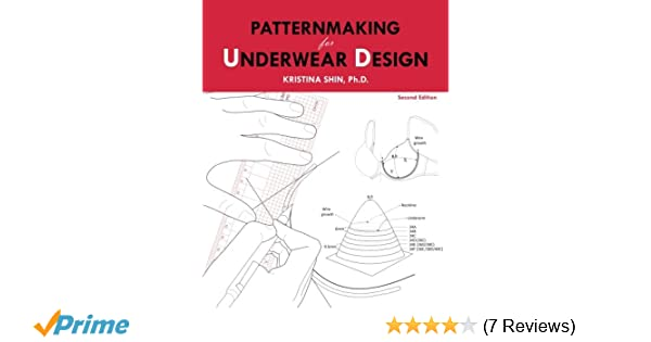 28dbd18a7e094 Patternmaking for Underwear Design  Amazon.co.uk  Dr Kristina Shin   9781515098416  Books