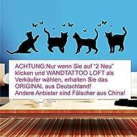 Suchergebnis Auf Amazon De Fur Wandtattoo Katze Kuche Haushalt