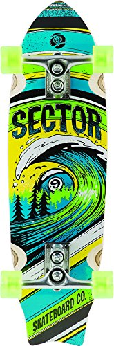 sector-9-wavepark-complete-skateboard-green