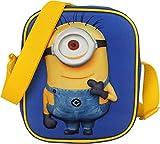 fabrizio Kindertasche Minions Hellblau