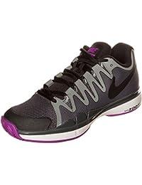 Nike Air Zoom Vapor 9.5 Tour Zapatillas de Tenis Para Mujer (Marrón Oscuro/Púrpura) - EU 36.5 - US 6, Color Marrón - Marrón, Tamaño EU 41 -US 9,5