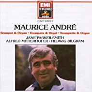 André: Music for Trumpet and Organ
