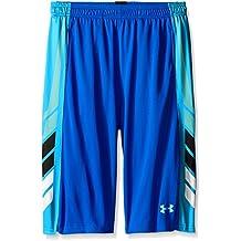 Under Armour chicos 'seleccione baloncesto pantalones cortos - 1271889, Juventud M, Royal/Electric Blue