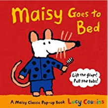Maisy Goes to Bed: A Maisy Classic Pop-Up Book