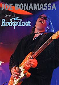 Joe Bonamassa - Live At Rockpalast [DVD] [2002]