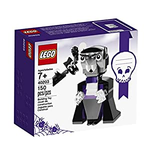 LEGO 40203 2016 Halloween Vampire and Bat Set by LEGO 0673419249751 LEGO