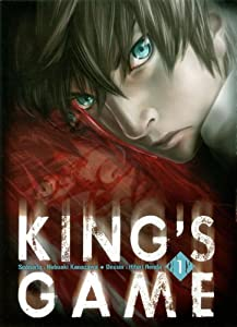 King's Game Edition simple Tome 1