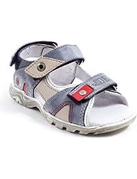 Amazon.fr   1 km a pieds - Sandales   Chaussures garçon   Chaussures ... daae1f1f57e