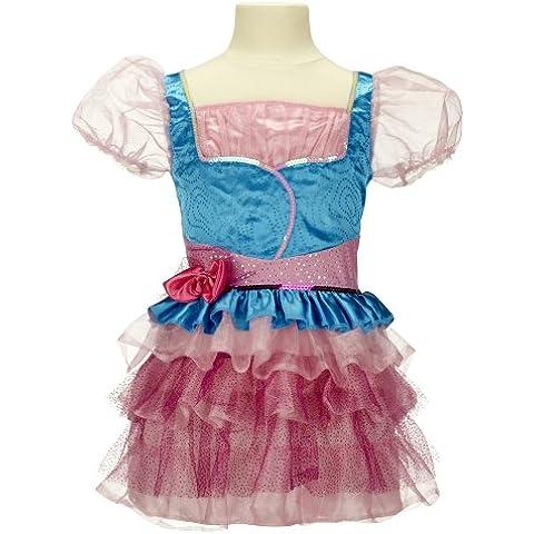 Winx Club Costume Fata, Believix Bloom 4/6 anni