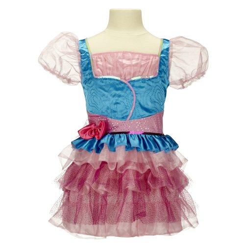 Winx Club - Believix Kostüm Kleid - Bloom - für 4-6 - Winx Club Kostüm