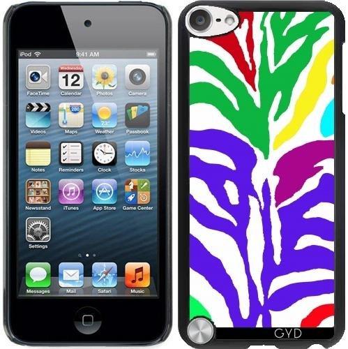 Hülle für Ipod Touch 5 - Verrückt Zebra by les caprices de filles