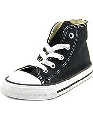 Converse - Zapatillas de Deporte Chuck Taylor All Star Corte Alto para Niños - Color Negro