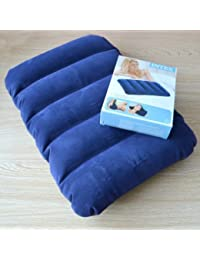Saiyam Air Inflatable Travel Pillow For Yoga Gym Aerobics Travelling Pillow