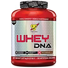 Whey DNA, Vanilla Cream - 1870 grams by BSN M by BSN