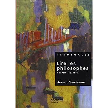 Lire les philosophes Tle