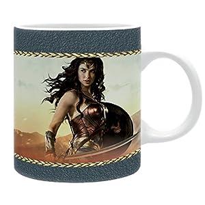 ABYstyle-Harry Potter DC Comics Taza Wonder Woman Film Box Unisex-Adult, abymug393