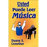 USTED PUEDE LEER MÚSICA (English Edition)