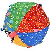 Bébé jouets éducatifs sensorielle sens ballon d'exercice -Toys ball sport avec anneau et musique
